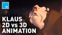 'Klaus' director Sergio Pablos weighs in on the 2D vs. 3D animation debate