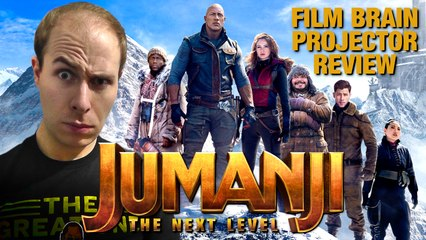 Projector: Jumanji - The Next Level (REVIEW)