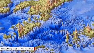 Scientists Find Deepest Point On Land In Antarctica