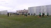 Konyaspor'da Medipol Başakşehir maçı hazırlıkları