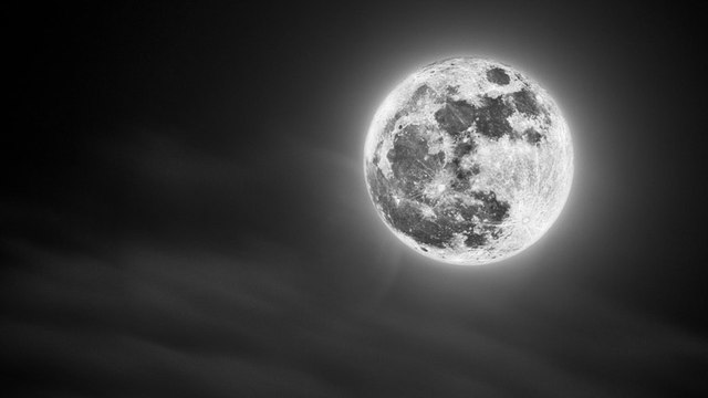 The last 'cold full moon' of the decade will be on skies tonight