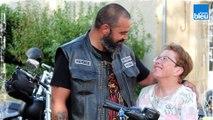 Des mamies poitevines et des bikers en Harley Davidson réunis dans un calendrier