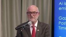 Ora News - Mal Berisha sjell historinë e ambasadorit anglo-amerikan në Shqipëri