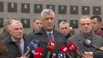Thaçi, homazhe në Reçak: Historia nuk mund të mohohet. Serbia ka kryer gjenocid