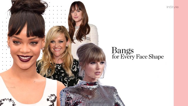 These Are the Best Bangs for Every Face Shape