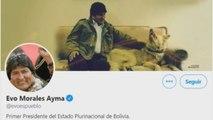 """Evo Morales llega a Argentina """"""""para quedarse"""""""""""