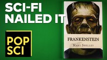 7 Sci Fi Predictions That Came True | Frankenstein Nailed It