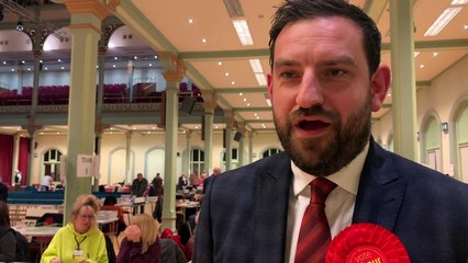Labour's Hugo Fearnley