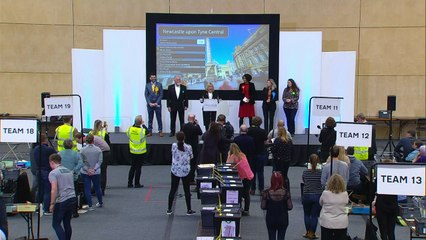 Labour holds Newcastle Central