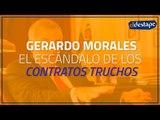 Crece el escándalo de las licitaciones truchas de Gerardo Morales