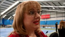 General Election 2019: Labour's Sharon Hodgson interviewed after being re-elected MP for Washington and Sunderland West