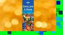 Full version  Lonely Planet Estonia, Latvia & Lithuania Complete