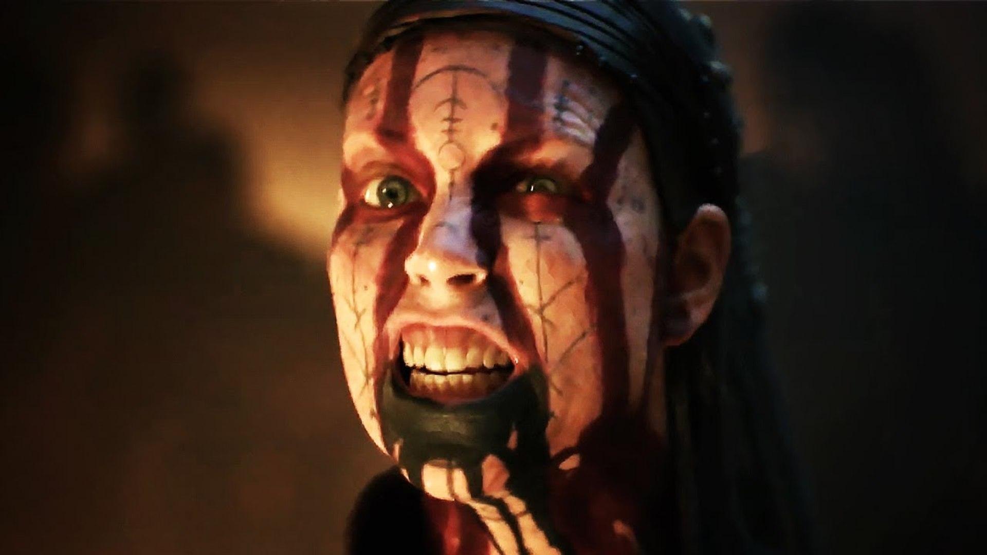 Senua S Saga Hellblade Ii Offiicial Announce Trailer In Engine