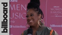 Rapsody Discusses Her Mantra & Preparing For Tour | Women In Music 2019
