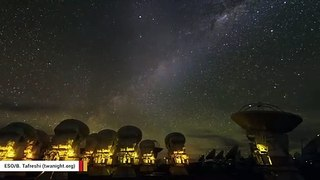 Mind Blown: Our Milky Way Estimated To Be As Massive As 890 Billion Suns