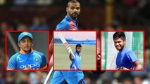 ICC T20 World Cup 2020: Back up ideas for Shikhar Dhawan