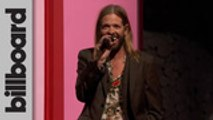 Taylor Hawkins Presents Alanis Morissette With Icon Award | Women In Music 2019