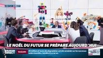 La chronique de Frédéric Simottel : Le Noël du futur se prépare aujourd'hui - 13/12