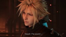 "Final Fantasy VII Remake - Bande-annonce ""Cloud Strife"" (VF)"