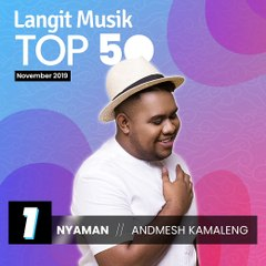 No 1 Langit Musik Top 50 November