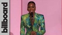 Normani Presents Nicki Minaj With Game Changer Award | Women In Music 2019
