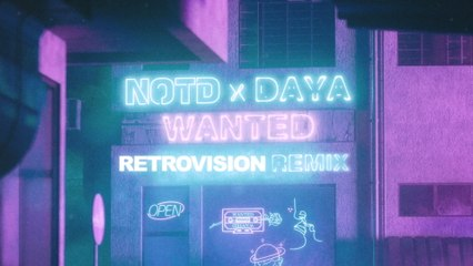 NOTD - Wanted