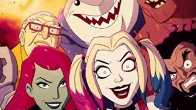 "[ Official ] Harley Quinn ""Season 1 Episode 3"" : Animation Kids"