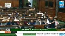 Rajnath Singh demands to cancel Parliament membership of Rahul Gandhi