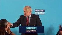 Boris Johnson: 'We pulled it off'