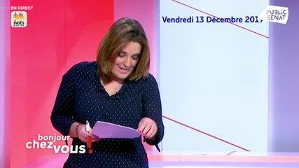 Cédric Villani - Bonjour chez vous ! (Public Sénat) - Vendredi 13 décembre