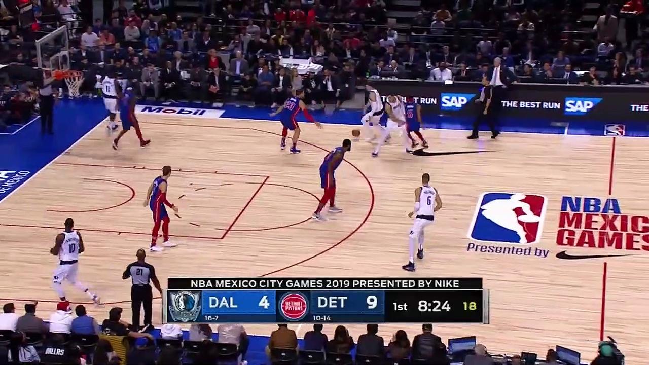 NBA'de Gecenin En Güzel 5 Oyunu | 12.12.2019