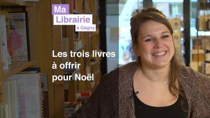 Les trois livres à offrir pour Noël : Ma librairie à Gagny (93) - Lecteurs.com