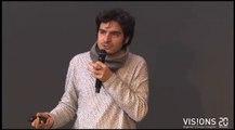 Albert Moukheiber - Conférence VIS!ONS 4_12_19