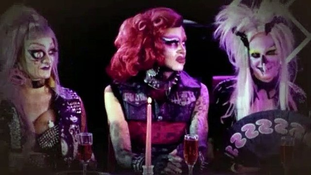 The Boulet Brothers Dragula S02E09 The Last Supper