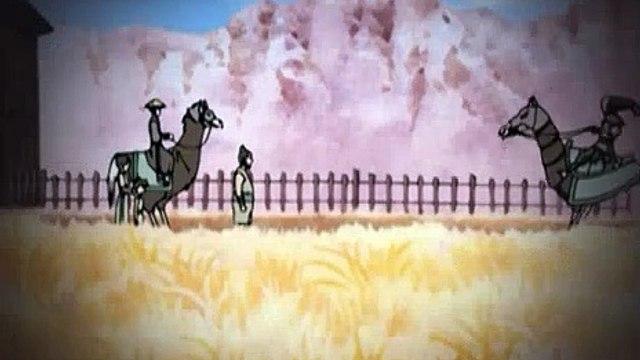 Avatar The Last Airbender S02E07 Zuko Alone