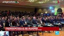 REPLAY - Abdelmadjid Tebboune, ex-Premier ministre de Bouteflika, élu président de l'Algérie