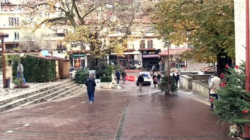 Καρπενησι: Παγωμένη η κίνηση στην αγορά