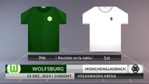 Match Preview: Wolfsburg vs Monchengladbach on 15/12/2019