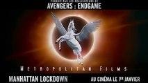 Manhattan Lockdown - Produit par les réalisateurs de Avengers Endgame