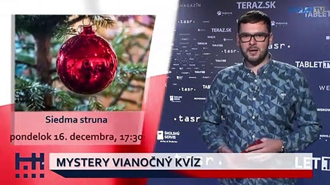 POĎ VON: Mystery vianočný kvíz a Bílé Vánoce Lucie Bílé