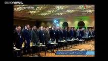 Les Algériens manifestent contre l'élection de Abdelmadjid Tebboune