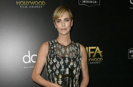 Charlize Theron 'frustrated' she didn't deal with director who harassed her