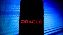 Oracle Shares Decline After Revenue Falls Short