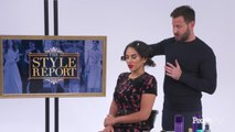 Celebrity Hairstylist Christopher Naselli Recreates Meghan Markle's Big, Bouncy Waves