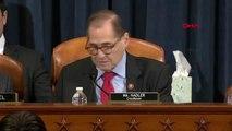 Adalet komitesi, trump'a yönelik iki azil maddesini de onayladı