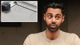 Hasan Minhaj Takes a Lie Detector Test