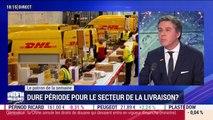 Philippe Prétat (DHL Express France) : Dure période pour le secteur de la livraison ? - 13/12