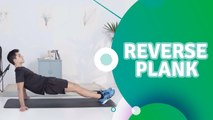 Reverse plank - Fit People