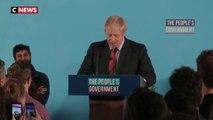 Royaume-Uni : victoire écrasante des conservateurs de Boris Johnson aux législatives anticipées