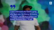 50 Cent Slams Oprah Winfrey for #MeToo Involvement